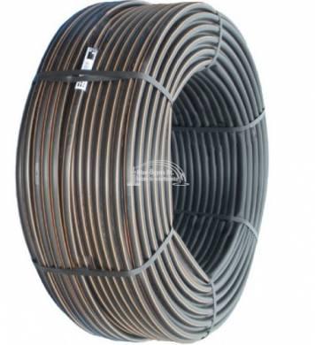 Uniram talaj alá fektethető, gyökérálló nyomáskompenzált csepegtető cső 16/30cm, 100 fm v.500fm/tekecs, /fm