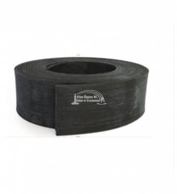 Border Fix tó és ágyásszegély fekete, műanyag, hajlékony, 7mm x 19cm x 15fm tekercsben