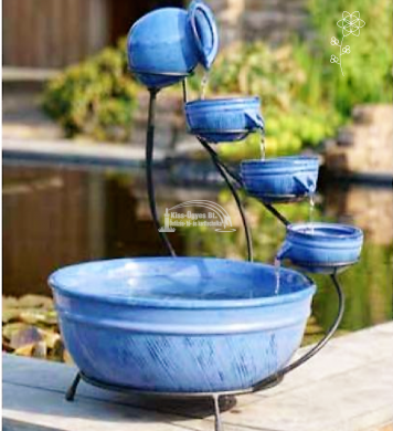 Ubbink Ceramic Well dekorációs szett