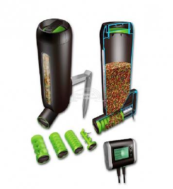 Velda Fish Feeder Pro 3 literes haletető autómata, LCD kijelzős vezérlővel ( 2 év garancia )